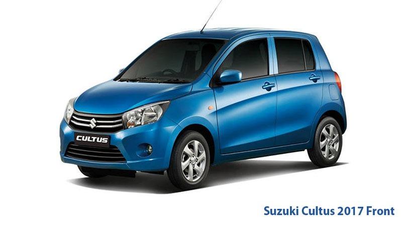 Suzuki-Cultus-2017-Front