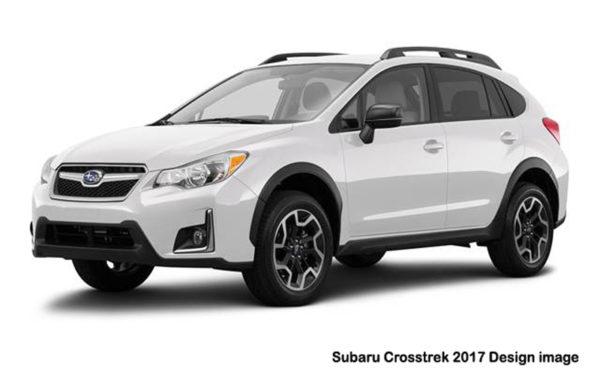 subaru-crosstrek-2017-Design-image