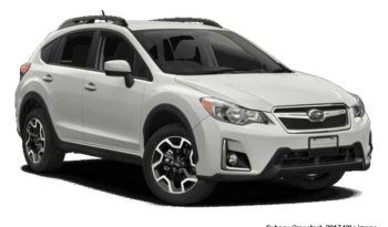 Subaru Crosstrek 2017 full