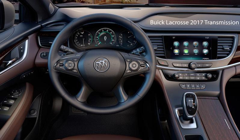 Buick Regal Premium II AWD 2017 full