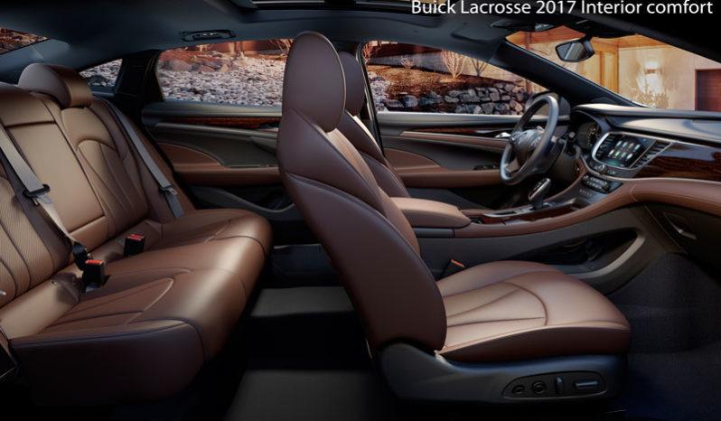 Buick Lacrosse FWD 2017 full