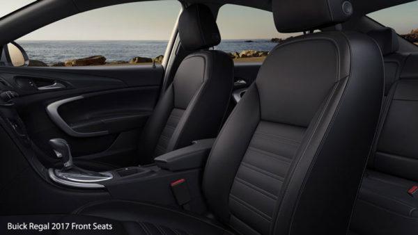 Buick-Regal-2017-Front-Seats