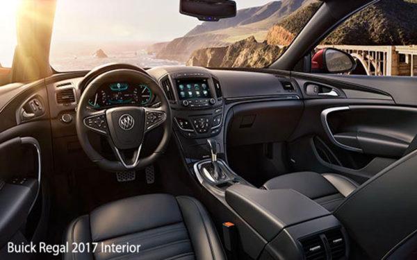 Buick-Regal-2017-interior