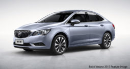 Buick Verano 4dr Sdn Leather Group 2017