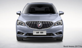 Buick Verano 4dr Sdn Leather Group 2017 full