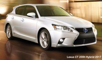 Lexus-CT-200h-Hybrid-2017-Front