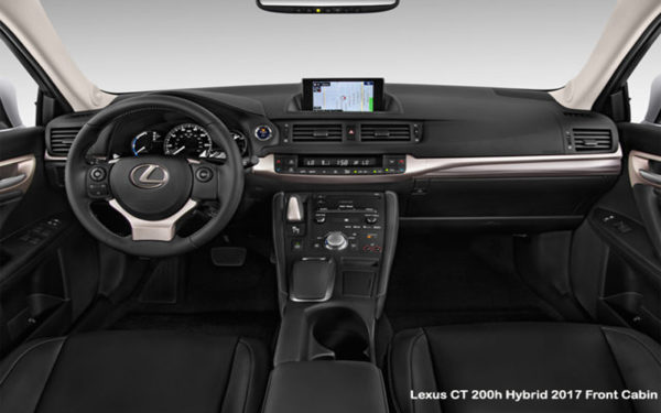 Lexus-CT-200h-Hybrid-2017-Front-Cabin