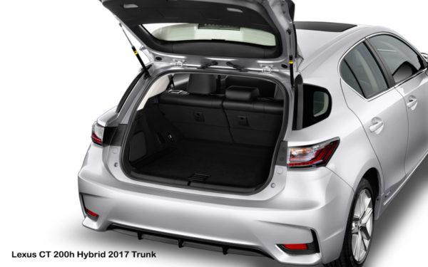 Lexus-CT-200h-Hybrid-2017-Trunk
