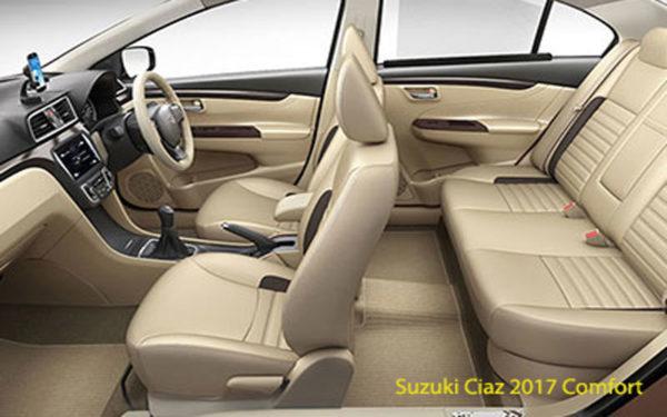Suzuki-Ciaz-2017-comfort