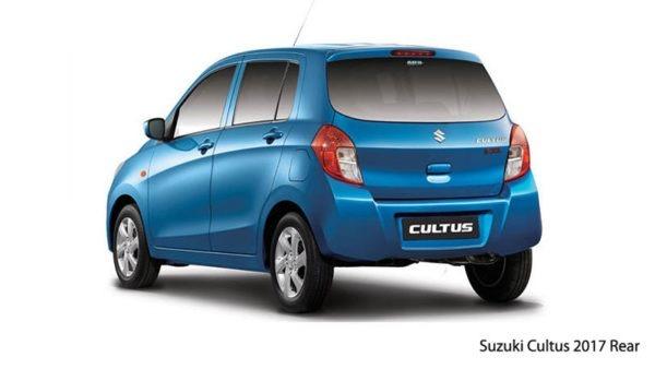 Suzuki-Cultus-2017-Rear