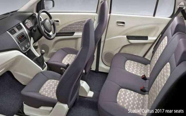 Suzuki-Cultus-2017-Rear-seats