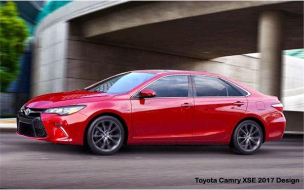 Toyota-Camry-XSE-2017-Design