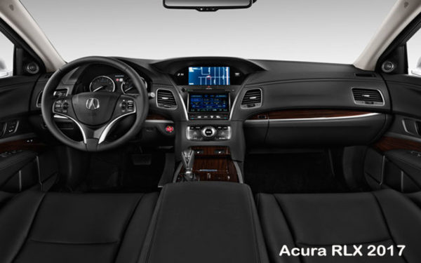 Acura-RLX-2017-FRONT-SEAT,-CABIN