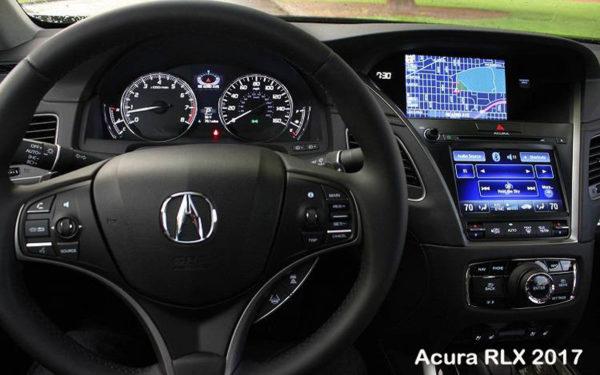 Acura-RLX-2017-INTERIOR