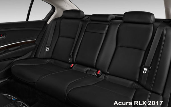 Acura-RLX-2017-REAR-SEATS