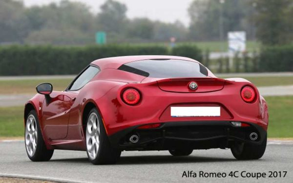 Alfa-Romeo-4C-Coupe-2017-Rear