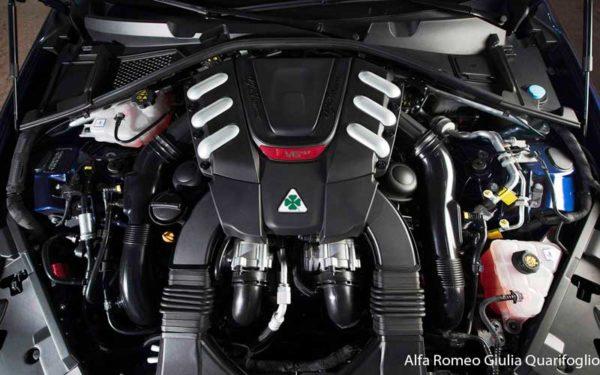Alfa-Romeo-Giulia-Quadrifoglio-2017-engine