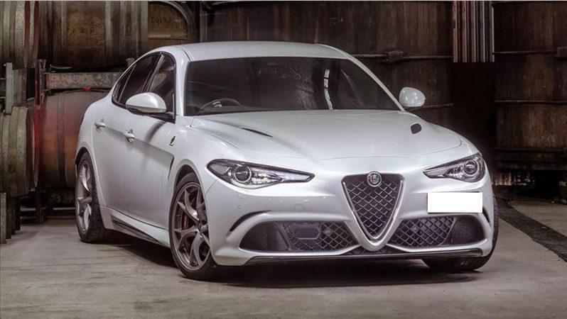 Alfa Romeo Giulia Quadrifoglio 2017 Price, Specifications