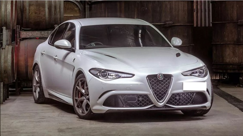 alfa romeo giulia quadrifoglio 2017 price specifications overview. Black Bedroom Furniture Sets. Home Design Ideas