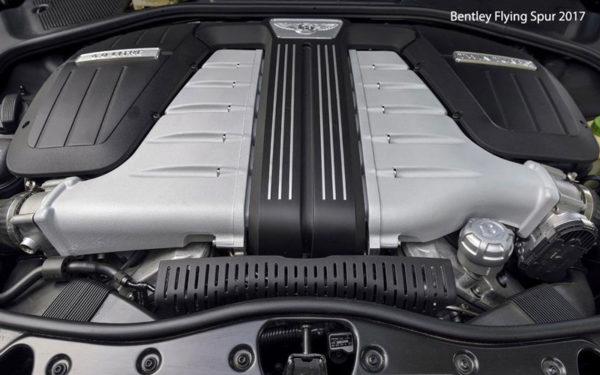 Bentley-Flying-Spur-2017-Engine