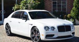 Bentley Flying Spur V8 S Sedan 2017