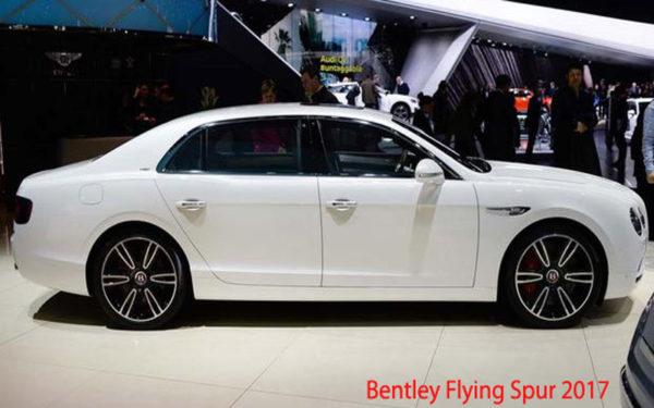 Bentley-Flying-Spur-2017-Side