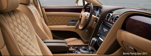 Bently-Flying-Spur-2017-Interior