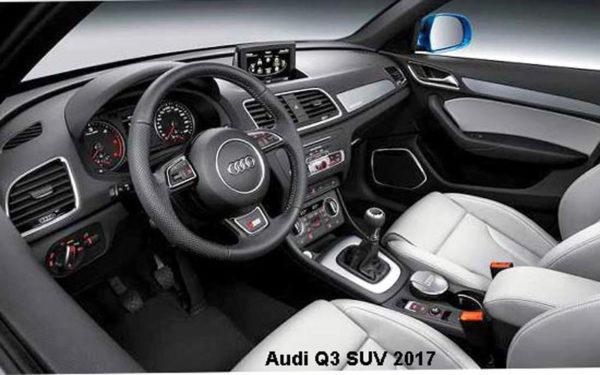 Audi-Q3-SUV-2017-Transmission