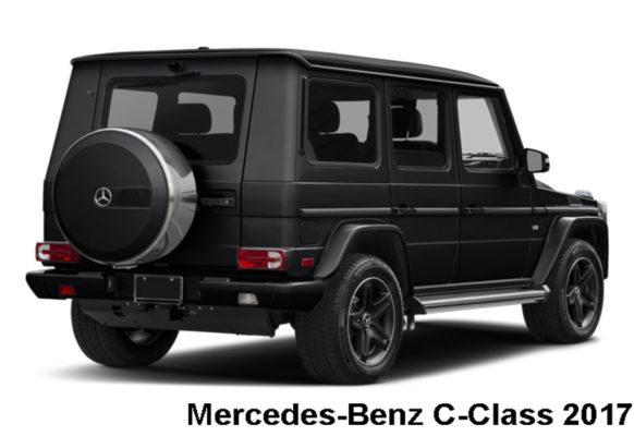 Mercedes-Benz-G-Class-G-550-2017-Back-image