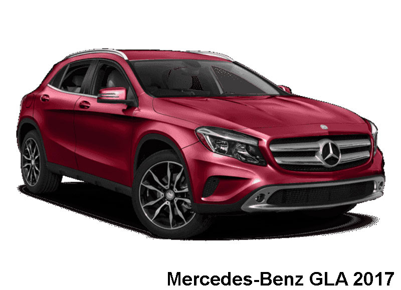 mercedes benz gla 250 2017 price specifications overview. Black Bedroom Furniture Sets. Home Design Ideas