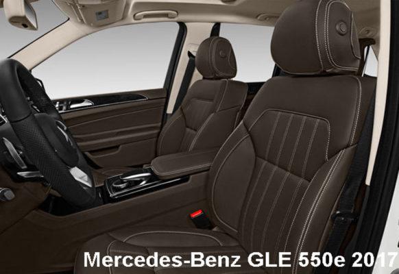 Mercedes-Benz-GLE-550e-front-seats