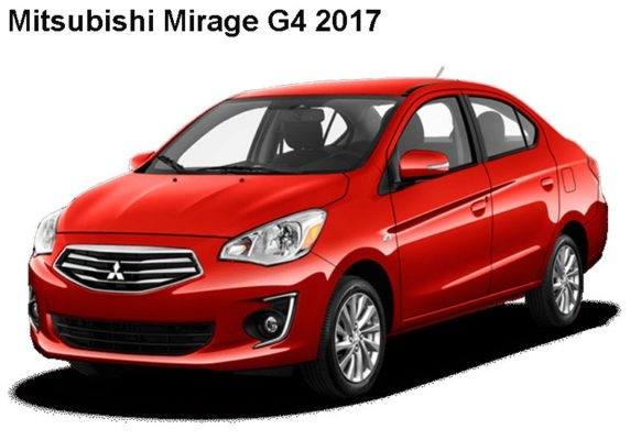 Mitsubishi-Mirage-G4-2017-Front-image