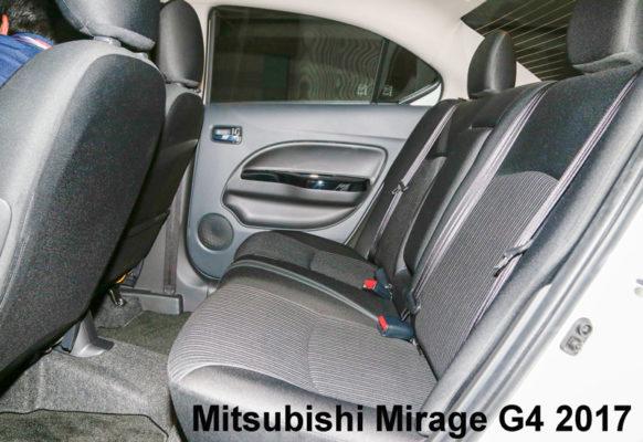 Mitsubishi-Mirage-G4-2017-back-seats