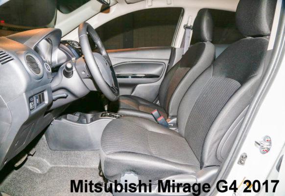 Mitsubishi-Mirage-G4-2017-front-seats