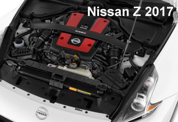 Nissan-370Z-2017-engine
