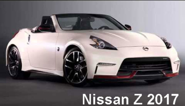 Nissan-370Z-2017-front-view