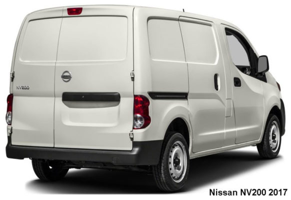 Nissan-NV200-2017-Back-view