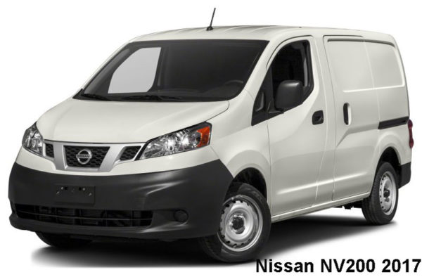 Nissan-NV200-2017-Front-view