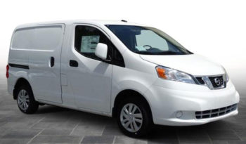 Nissan NV200 I4 2017 full