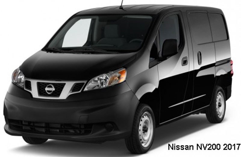 nissan nv200 2017 price specifications overview. Black Bedroom Furniture Sets. Home Design Ideas