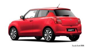 Suzuki-Swift-2018 Rear-news