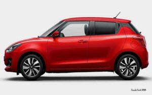 Suzuki-Swift-2018-Side-news
