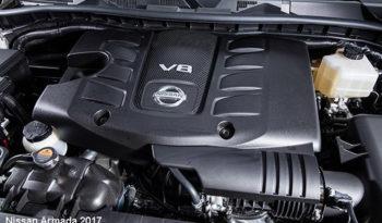 Nissan Armada 4×2 Platinum 2017 full