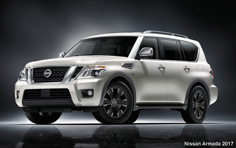 nissan armada 2017 price specifications overview fairwheels. Black Bedroom Furniture Sets. Home Design Ideas
