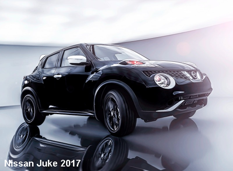 nissan juke s 2017 price specifications overview. Black Bedroom Furniture Sets. Home Design Ideas