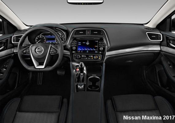 Nissan-Maxima-2017-front-seats-pics