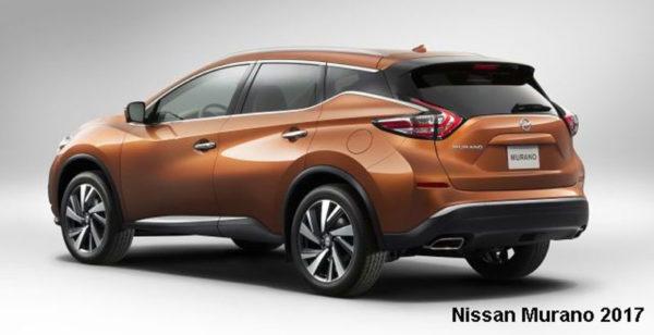 Nissan-Murano-2017-Back-view