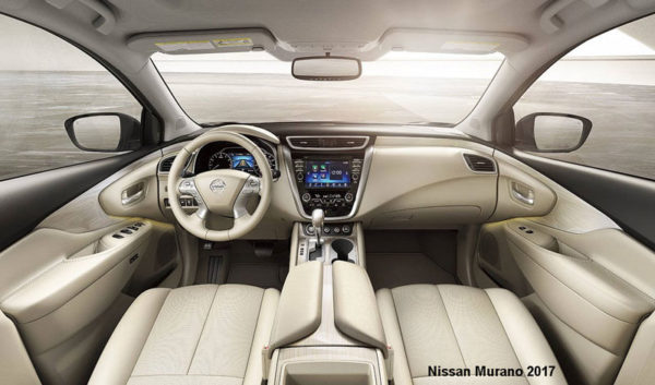 Nissan-Murano-2017-front-seats-image