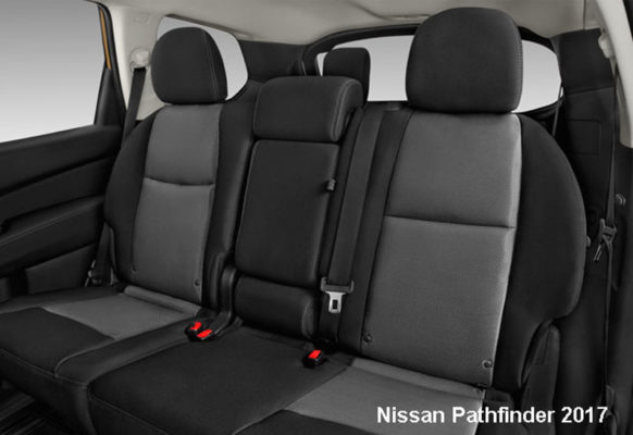 Nissan-Pathfinder-2017-back-seats