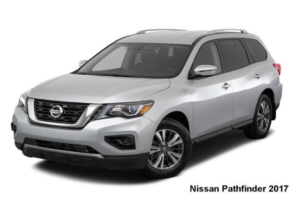 Nissan-Pathfinder-2017-front-image
